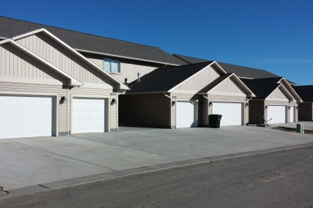 Presidents Place - new townhomes